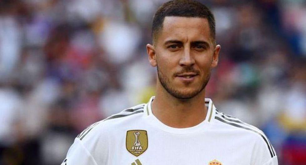 Eden Hazard | Club: Real Madrid | Valor: 120 millones de euros. (Foto: Agencias)