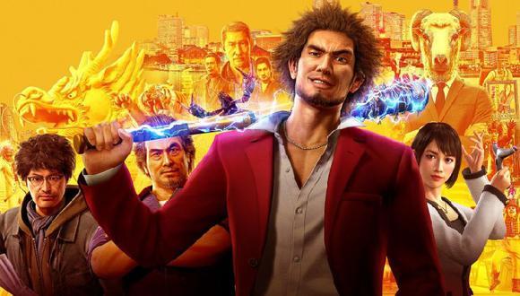 "Revelan para qué fecha llegará ""Yakuza: Like a Dragon"" a PS5"