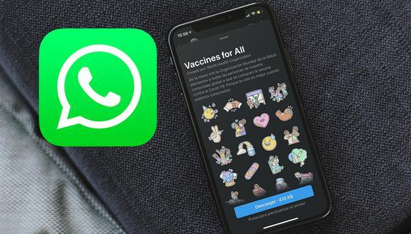 WhatsApp: las mejores aplicaciones para descargar stickers (Foto: Depor)