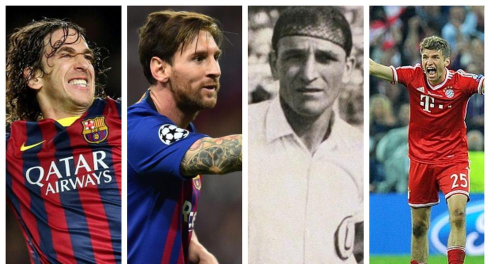 Los jugadores que solo tuvieron un club en su carrera.