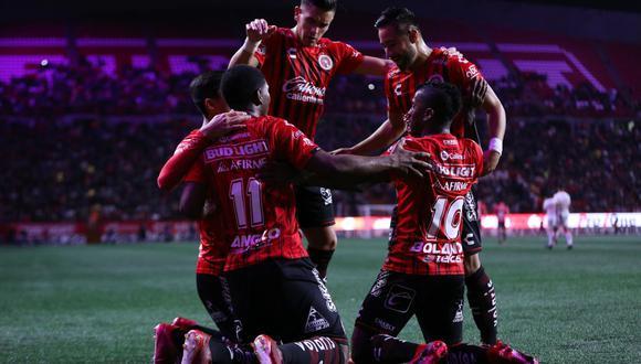 Tijuana puso pie y medio dentro de la gran final de la Copa MX 2020. (Foto: Getty Images)