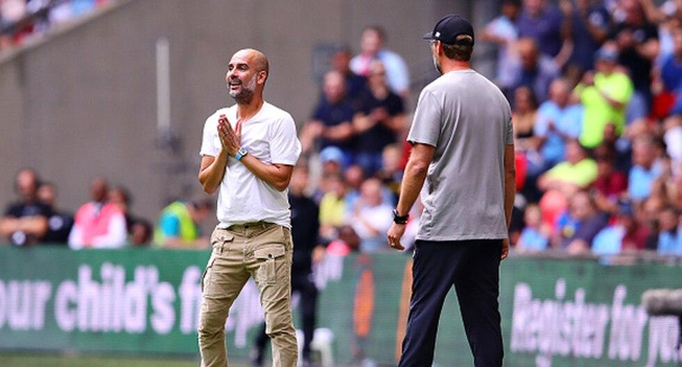 Pep Guardiola solicita más jugadores más el Manchester City. (Foto: Getty)