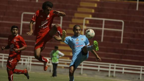 Binacional goleó 4-1 a Bolognesi de Tacna. (Omar Cruz)