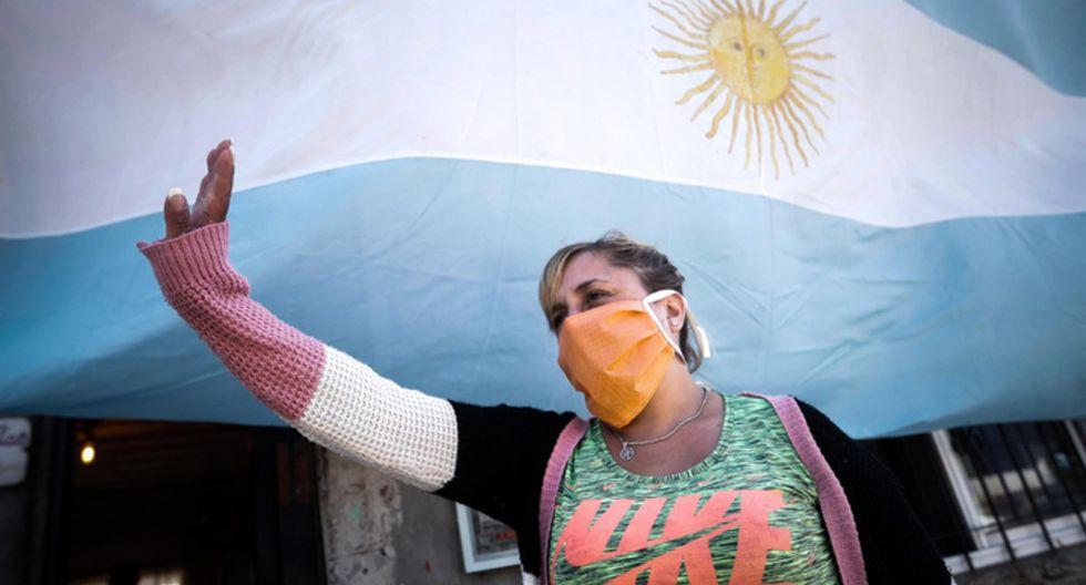 Últimas noticias y breaking news del coronavirus en Argentina.