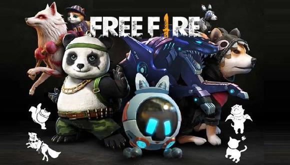 Free Fire: las mejores mascotas para una ventaja táctica en las partidas