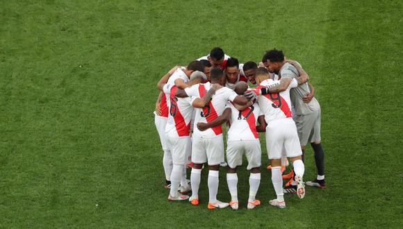 Perú compartirá grupo con Brasil, organizador de la Copa América (Foto; Reuters)