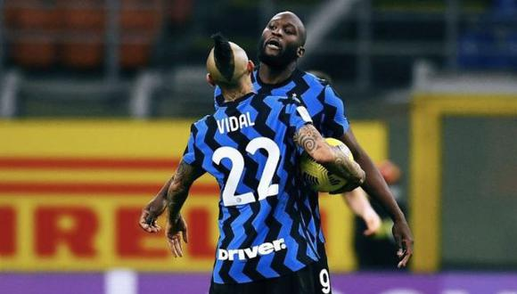 Inter de Milán vs. AC Milan se enfrentaron por la Copa Italia. (Foto: Agencias)