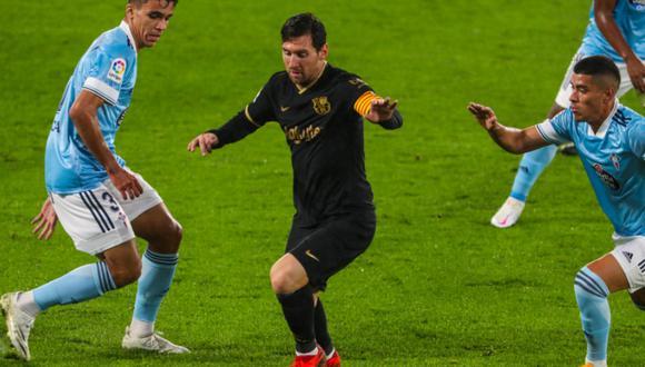 El Barcelona goleó al Celta en Balaídos por LaLiga. (Foto: FCB)