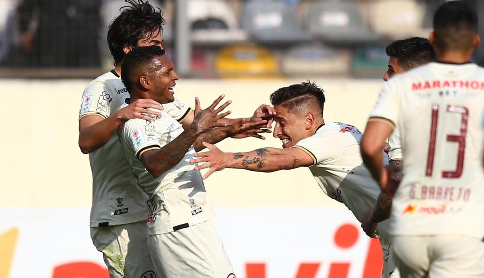 Universitario le ganó 1-0 a Alianza Lima por el Torneo Clausura. (Foto: Fernando Sangama / GEC)