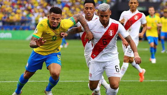 Perú - Brasil: camisetas confirmadas con las que se jugará la final de la Copa América 2019 en el estadio Maracaná. (Foto: Getty Images)
