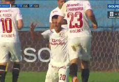Atento al rebote: Alex Valera anotó el 2-0 parcial de Universitario vs. Cusco [VIDEO]