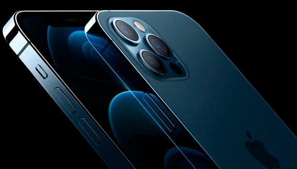 Este es el iPhone 12 Pro Max. (Difusión)