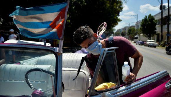 Cuba reportó nueve casos nuevos por coronavirus. (Foto: AFP).