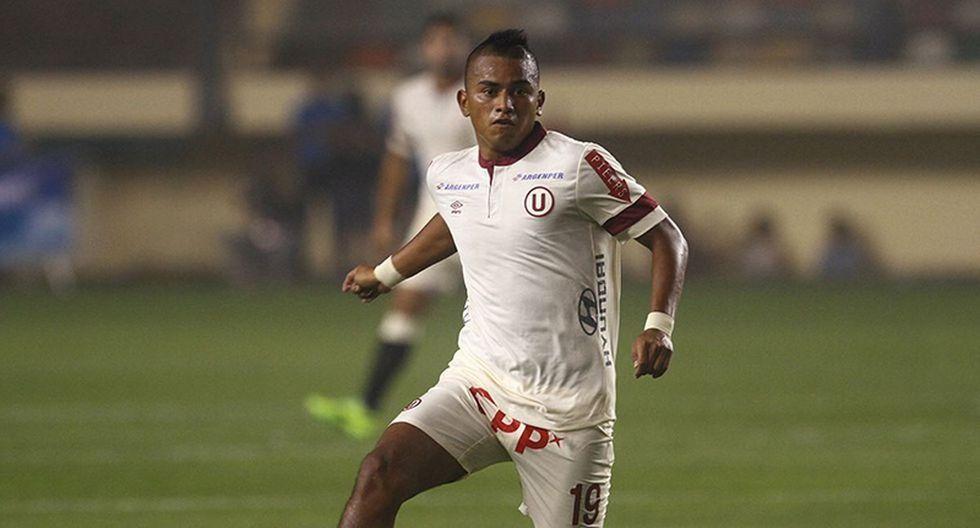 Diego Chávez se ilusiona con debutar en Universitario de Deportes. (Foto: GEC)
