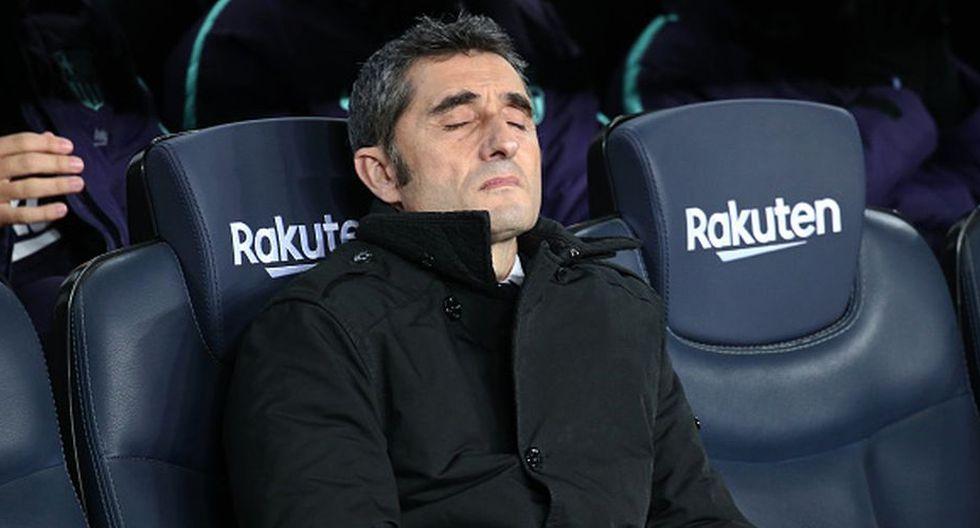 DT del Barcelona revela su postura sobre la denuncia del Levante por Copa del Rey. (Getty)