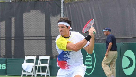 Emilio Gómez es uno de los integrantes del equipo ecuatoriano. (Foto: COE)
