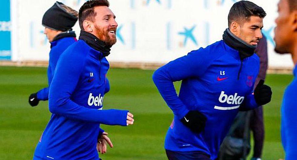 FC Barcelona jugó su último partido el 7 de marzo, antes de la suspensión de LaLiga. (Foto: FC Barcelona)