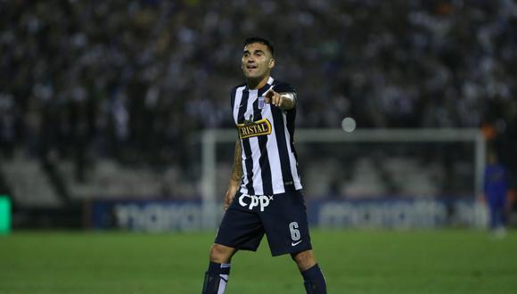 Pablo Míguez dio detalles de su llegada a Alianza Lima. (Foto: GEC)
