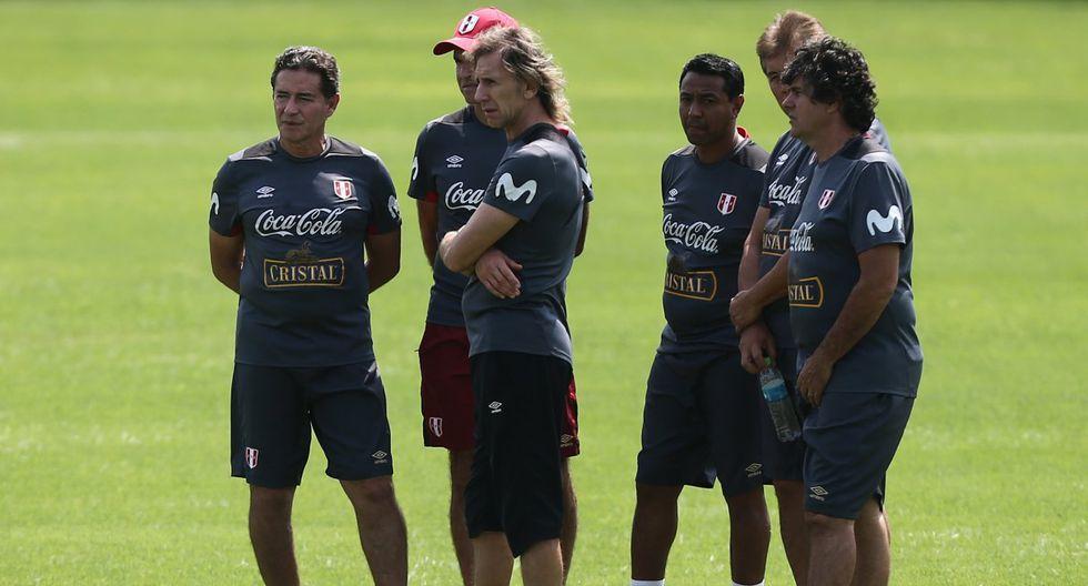 El técnico de la Selección Peruana evalúa al detalle su permanencia hasta el Mundial de Qatar 2022. (USI/AP)