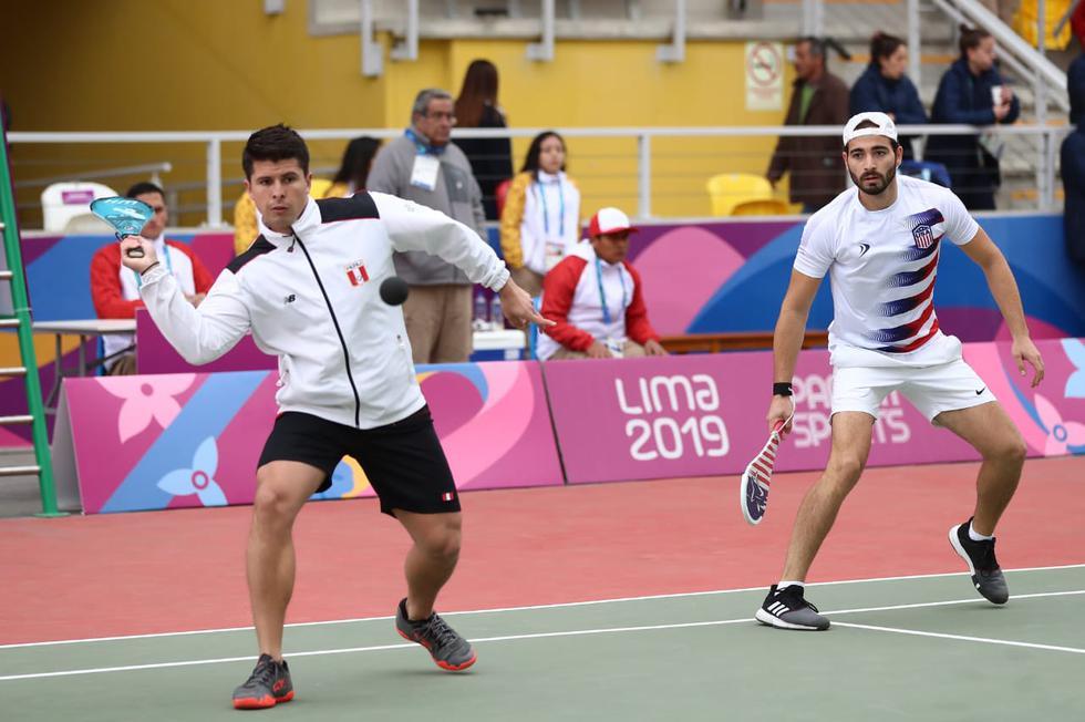 Kevin Martínez ganó su tercer partido de clasificación y se coloca como favorito para a medalla de oro. (Foto: Giancarlo Ávila)