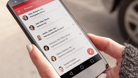 Ahora podrás encontrar a Google Meet, Rooms y Google Chat en Gmail (Foto: Archivo GEC)
