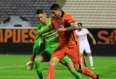 Le recitó un poema al 'Santo': César Vallejo le ganó 1-0 a San Martín en Matute