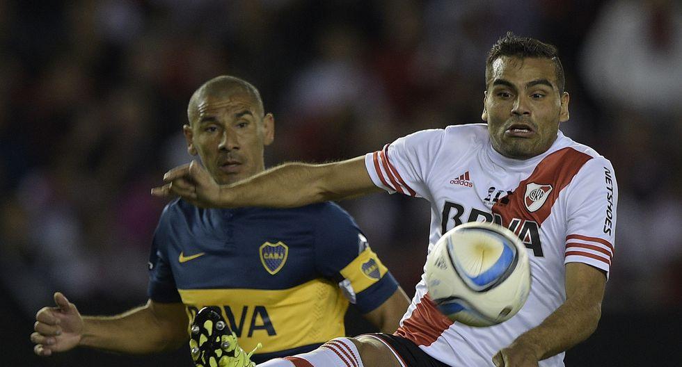 Gabriel Mercado. (Foto: AFP)
