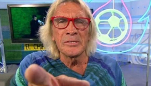 El 'Loco' Gatti es considerado uno de los mejores porteros de la historia del fútbol argentino. (Foto: Captura El Chiringuito)