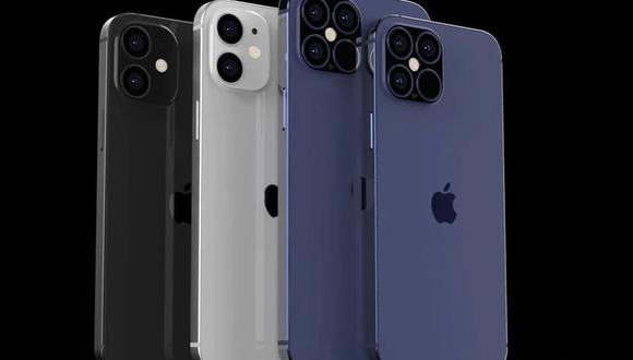 iPhone 12 tendría cuatro presentaciones y cada una con un distinto precio.