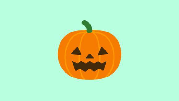 ¿Vas a usar el emoji de la calabaza por Halloween en WhatsApp? Conoce qué significa realmente. (Foto: Emojipedia)