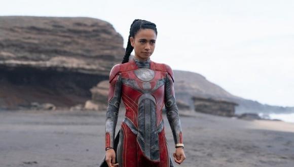 """""""Eternals"""": fecha de estreno, sinopsis y contexto de la siguiente película de Marvel. (Foto: Captura Marvel)"""