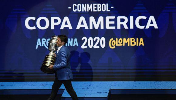 Colombia evalúa aplazar la Copa América para evitar propagación del coronavirus. (Foto: AFP)