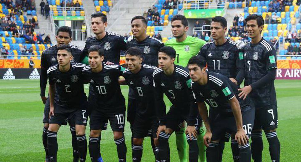 México la tendrá difícil ante USA y Honduras en el Preolímpico 2020