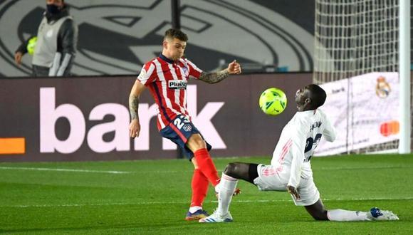 Trippier podrá jugar LaLiga  y Champions con Atlético Madrid. (Foto: AFP)