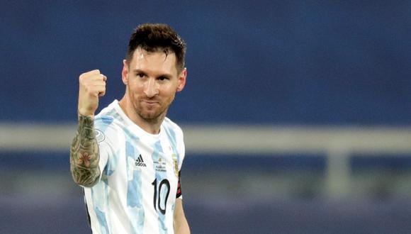 Lionel Messi es el máximo goleador de tiros libres, superando a Cristiano Ronaldo. (Foto: EFE)