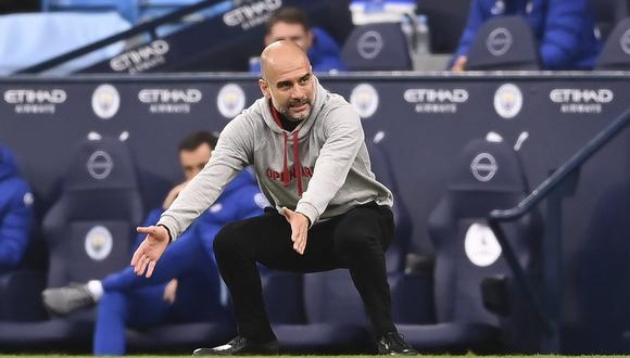 Josep Guardiola llegó al Manchester City en el 2016 procedente del Bayern Munich. (Foto: EFE)