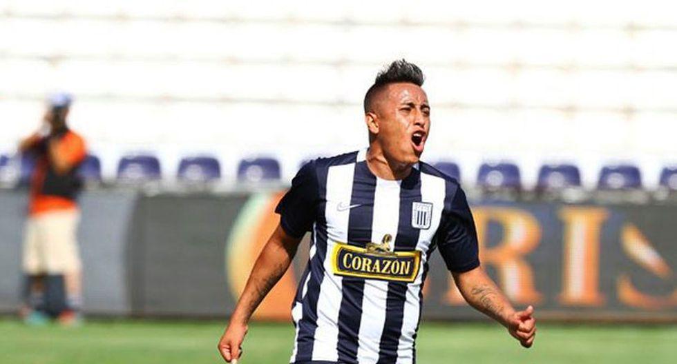 Christian Cueva jugó en Alianza Lima en el 2014 y 2015. (Foto: GEC)