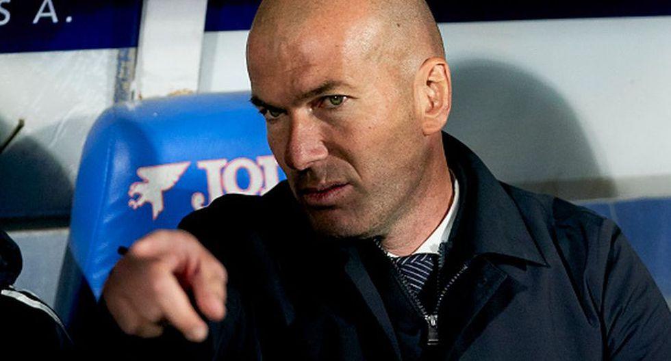 Ferland Mendy, el elegido por Zidane para lateral izquierdo. (Getty)