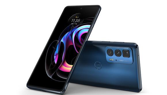Conoce cuáles son los celulares de Motorola que tienen 5G y que se venden en nuestro país. (Foto: Motorola)