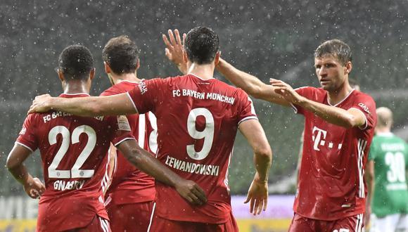 Bayern arremetió contra la UEFA (Foto: AP)