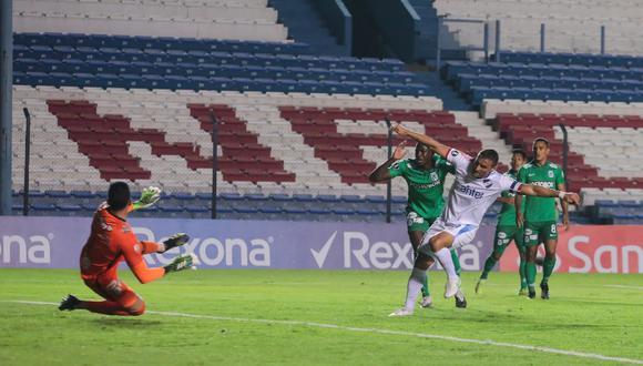 El 'Bolso' y el 'Verdolaga igualaron 4-4 por Copa Libertadores. (Foto: Nacional)