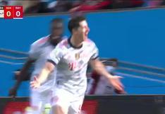 Es un genio: Lewandowski marcó golazo de taco ante Bayer Leverkusen [VIDEO]
