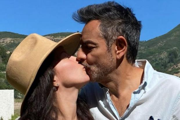 The artists have just completed 9 years of marriage (Photo: Alessandra Rosaldo / Instagram)