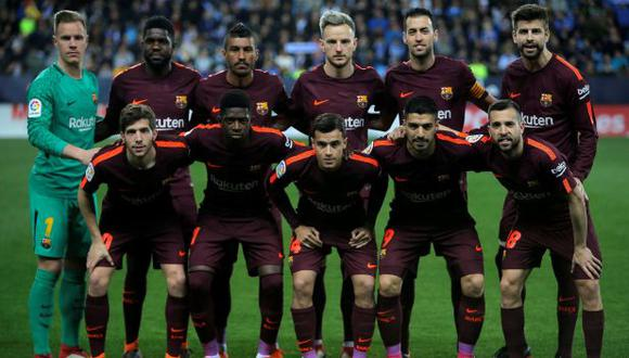 Barcelona escribió su nombre en los cuartos de la Champions League. (Reuters)