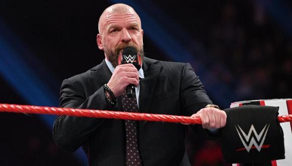"""Triple H sobre la realización de WrestleMania 36 en dos noches: """"Fue mucho más disfrutable que un evento de ocho horas"""". (WWE)"""