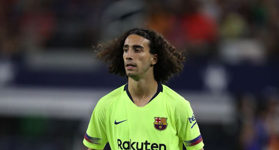 Marc Cucurella. (Foto: Getty)
