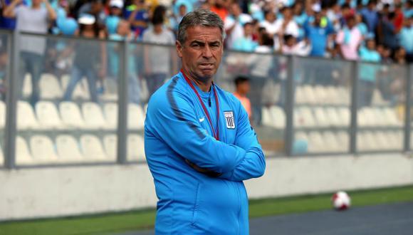 Pablo Bengoechea habló de la salida de Mauricio Affonso. (GEC)