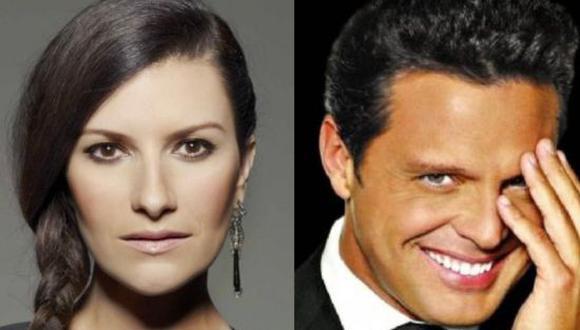 Luis Miguel, La serie: la historia detrás de la relación del 'Sol de México' y Laura Pausini. (Foto: Twitter)