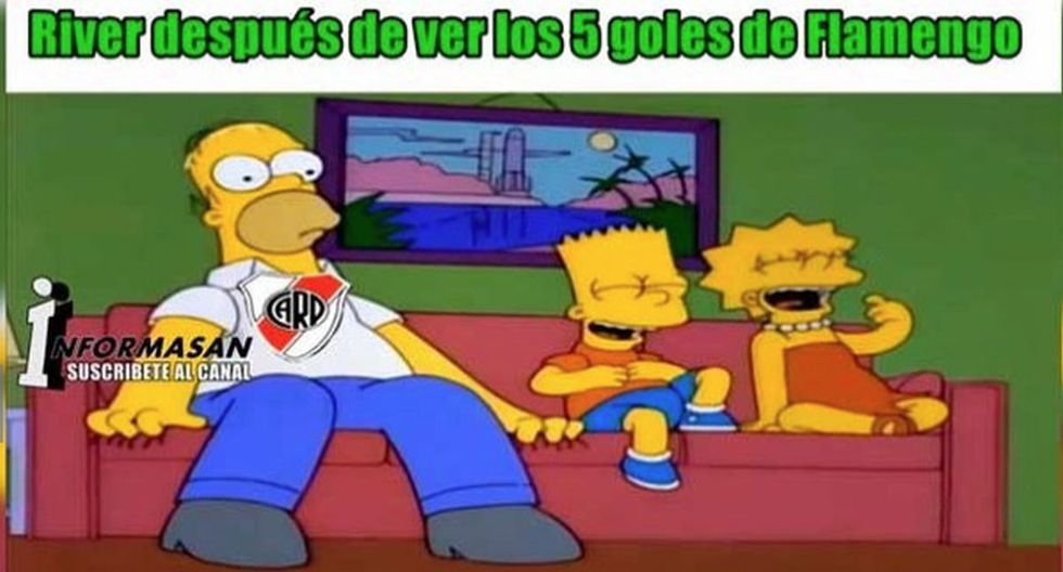 River Plate vs. Flamengo: los mejores memes vía Facebook por la final de la Copa Libertadores 2019