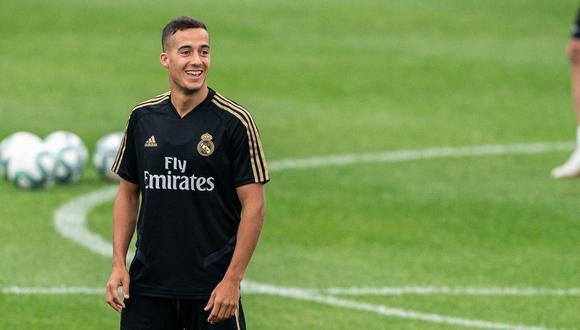 Lucas Vázquez acaba contrato con el Real Madrid en junio próximo. (Foto: EFE)